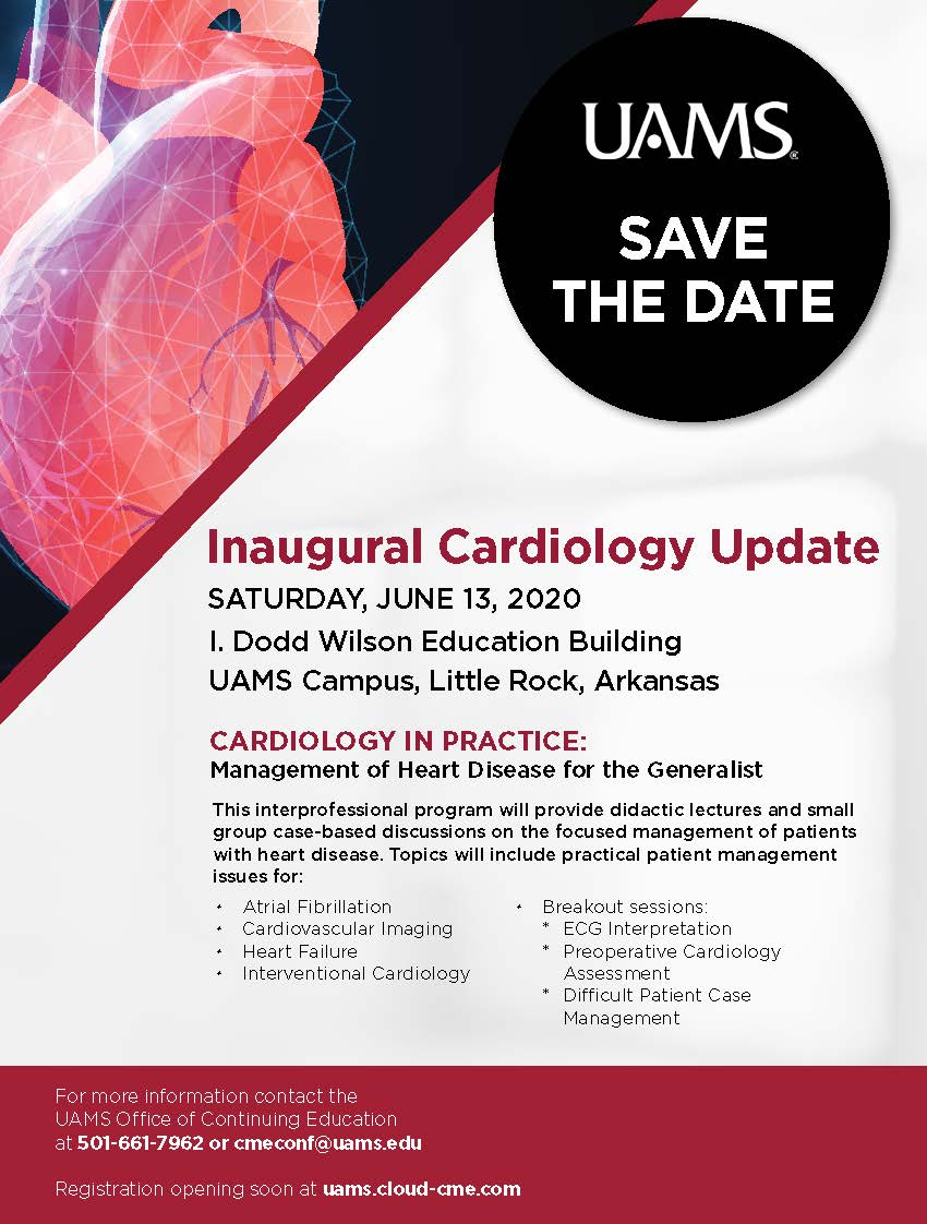 Inaugural Cardiology Update Banner