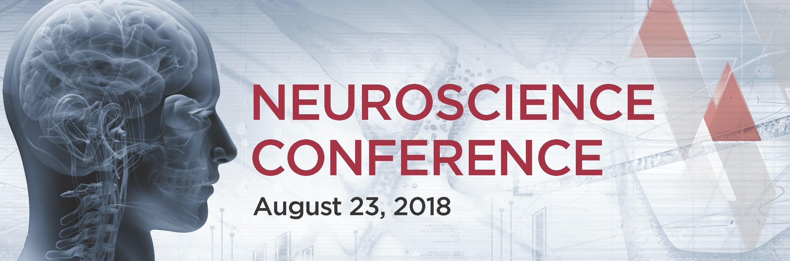 The Inaugural Neurosciences Conference Banner