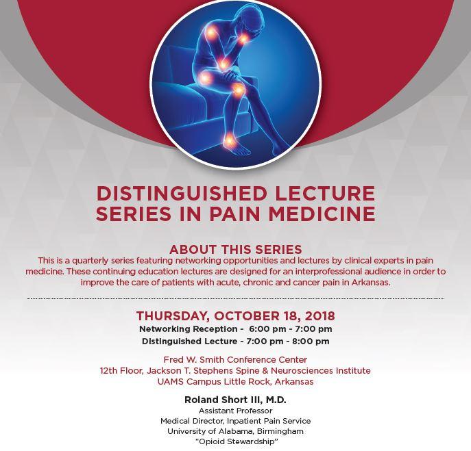 Opioid Stewardship - University of Arkansas for Medical
